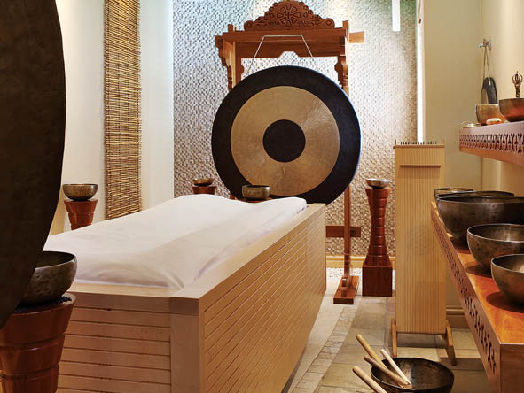 Saxon Boutique Hotel - Wellness centre
