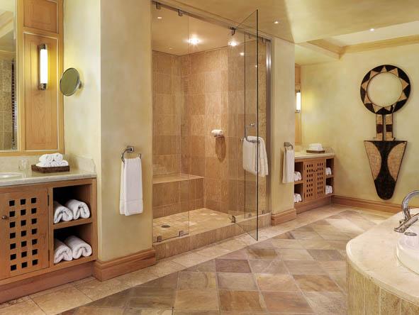 Saxon Boutique Hotel - Nelson Mandela Presidential Suite