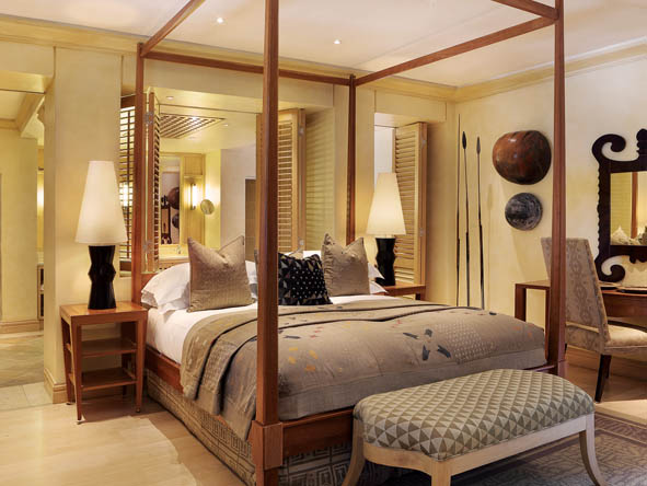 Saxon Boutique Hotel - Spacious suites