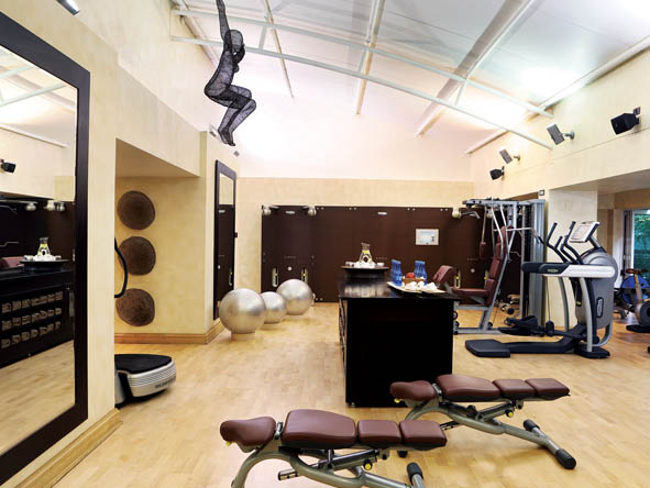 Saxon Boutique Hotel - Fitness Centre