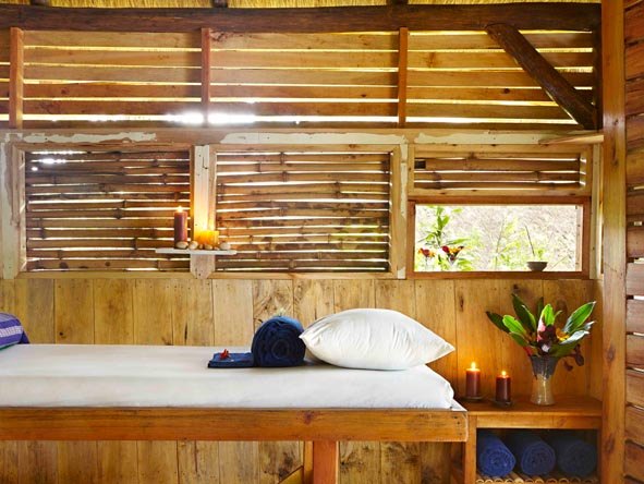 Volcanoes Bwindi Safari Lodge - Massage treatments