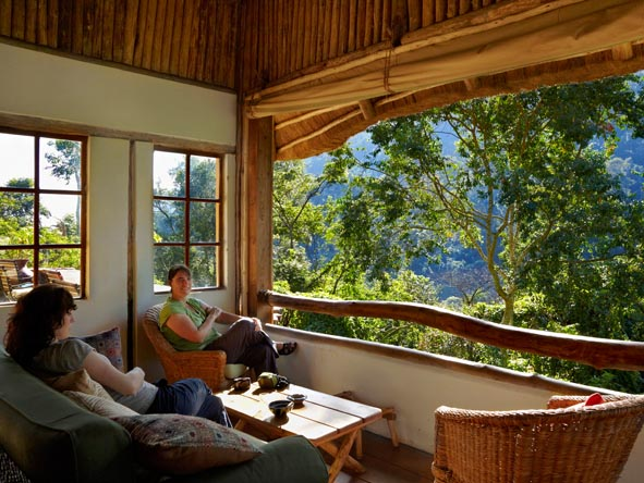 Volcanoes Bwindi Safari Lodge - Bwindi Forest