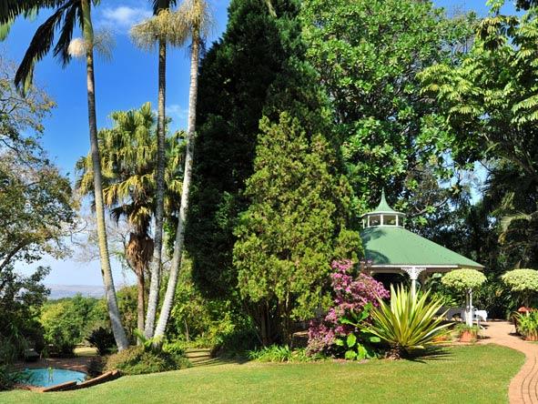 Highgrove House - Wonderful gardens