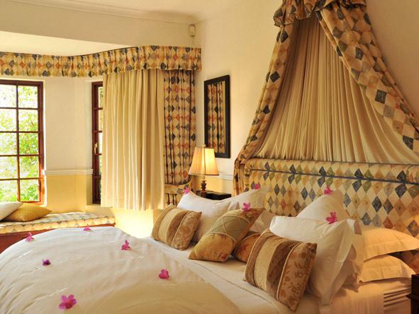 Highgrove House - Spacious suites