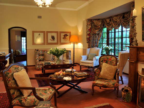 Highgrove House - Comfortable lounge area