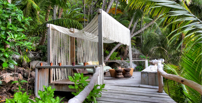 Celebration Destinations in Africa - North Island Lodge