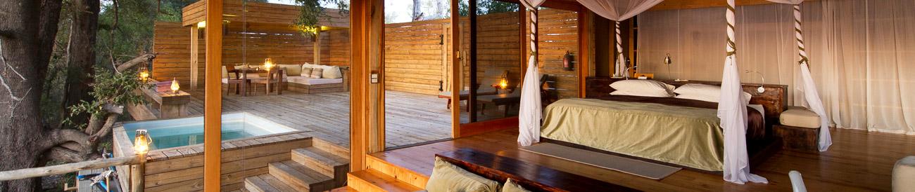 Luxurious Vic Falls & Botswana Safari