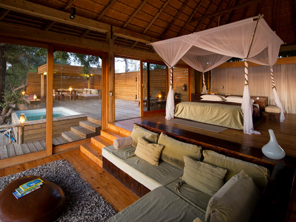 Luxurious Vic Falls & Botswana Safari - Ideal for honeymoons