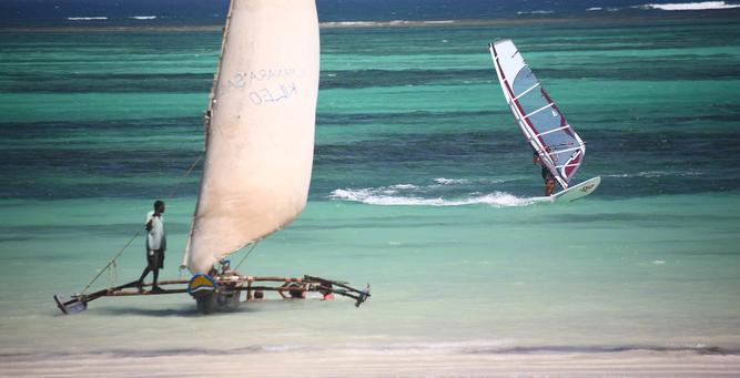 Is it Safe to Travel to Kenya? Watersports & beaches