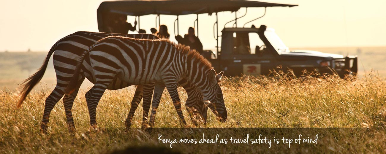 Is it Safe to Travel to Kenya?