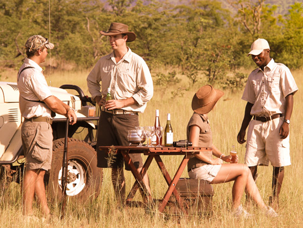 Changa Safari Camp - Afternoon game drive