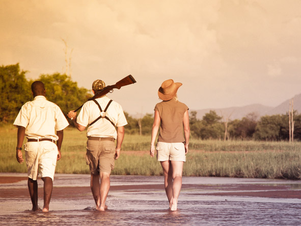 Changa Safari Camp - Guided nature walks