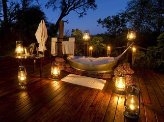 Canvas & Candlelight - Baines Camp in the Okavango Delta