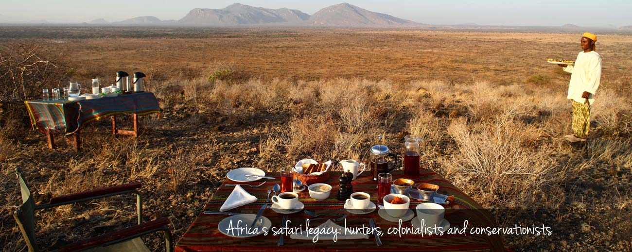 Canvas & Candlelight: Africa Recreates Travel's Golden Age