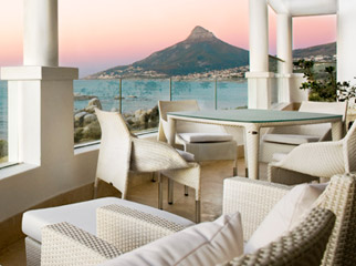 Top Beach Hotels in Cape Town - 12 Apostles romantic