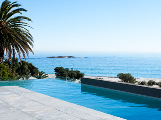 Top Beach Hotels in Cape Town - POD swimming pool