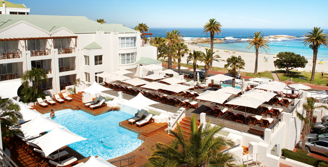 Top Beach Hotels in Cape Town - The Bay Hotel