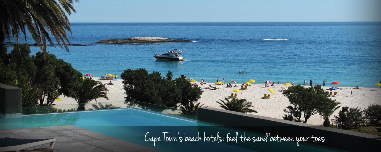 Top Beach Hotels in Cape Town