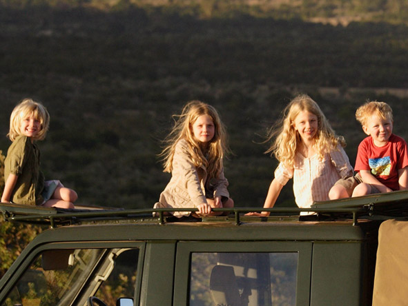 Mara Bush House - Family-friendly safaris