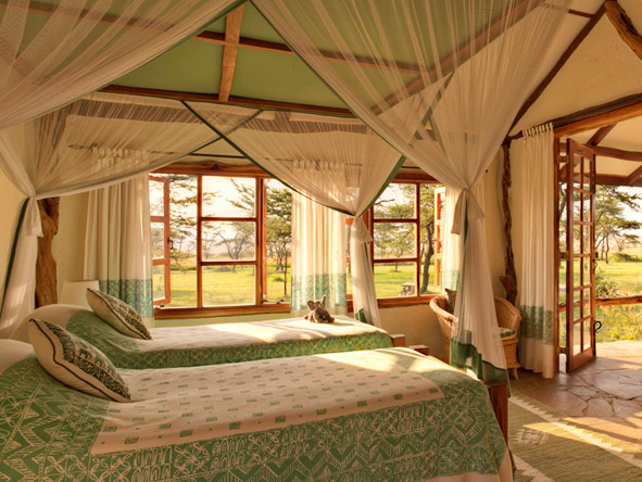 Mara Bush House - Spacious suites