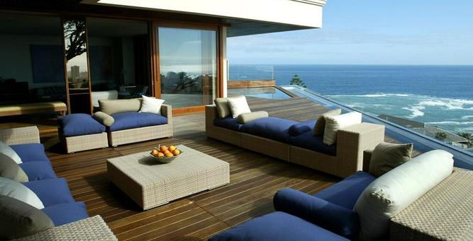 Ellerman Villa One - one of the most exclusive villas in Cape Town