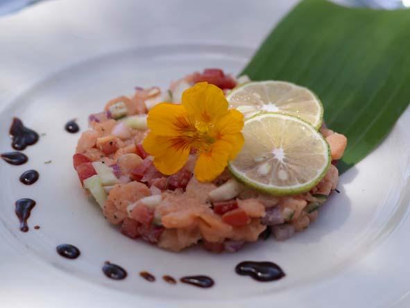 Hatari Lodge - Delicious meals