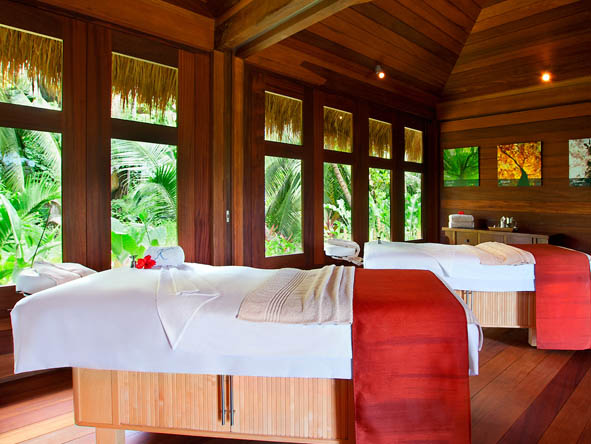 Kempinski Seychelles Resort - Couples massage