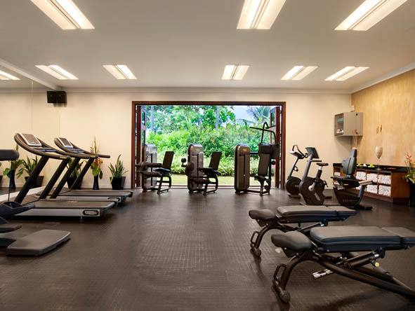 Kempinski Seychelles Resort - Fitness Centre