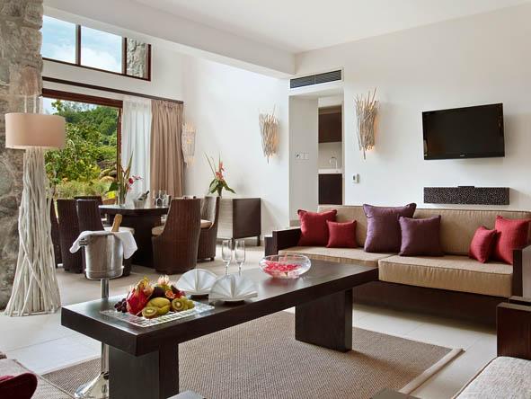 Kempinski Seychelles Resort - Spacious Presidential Villa