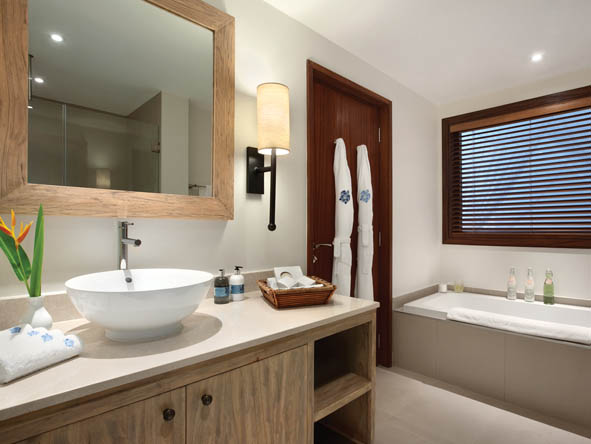 Kempinski Seychelles Resort - En suite facilities