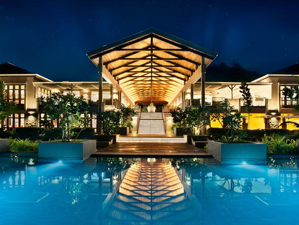 Kempinski Seychelles Resort - Stunning setting