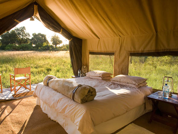 Cape Town, Botswana & Vic Falls Luxury Journey - Spacious accommodation
