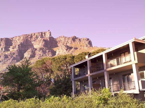 Cape Town, Botswana & Vic Falls Luxury Journey - Boutique hotel accommodation