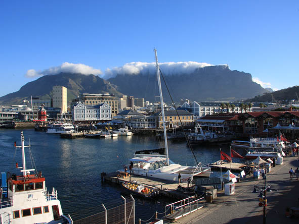 Cape Town, Botswana & Vic Falls Luxury Journey - V&A Waterfront