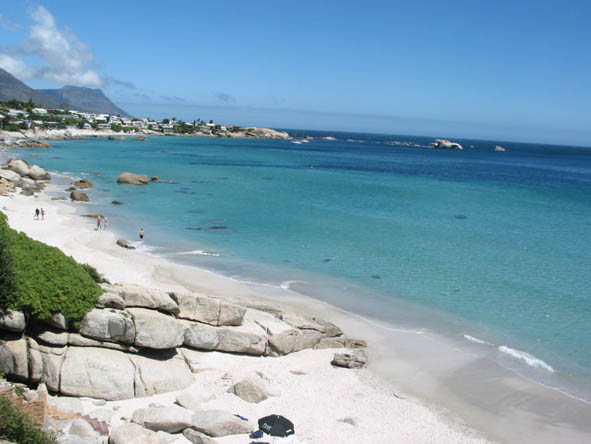Cape Town, Botswana & Vic Falls Luxury Journey - Mother City's beaches