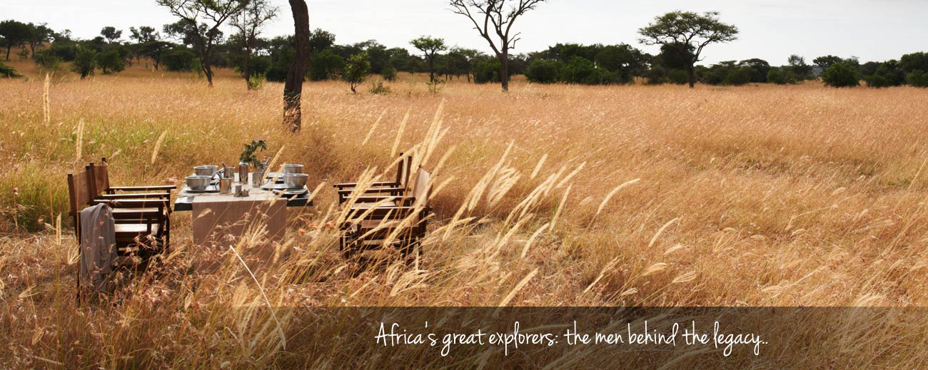 Africa' Great Adventurers