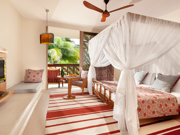 Melia Zanzibar - Fresh, contemporary style