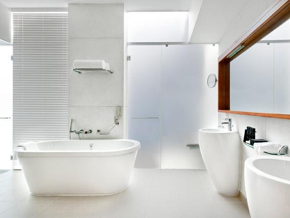Melia Zanzibar - En-suite bathrooms