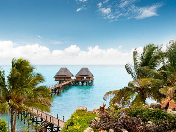 Melia Zanzibar - Jetty lounge