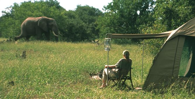 A Guide's Guide to Mobile Safaris - camping in the wilderness