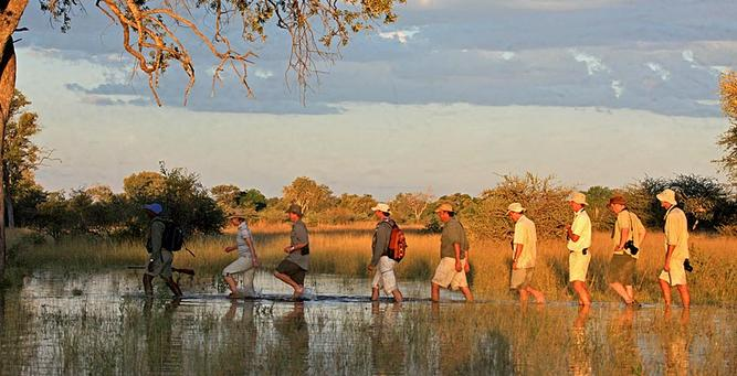 A Guide's Guide to Mobile Safaris - private concessions