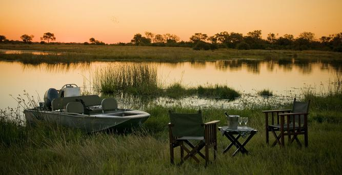 Going Private in Botswana - Selinda Camp