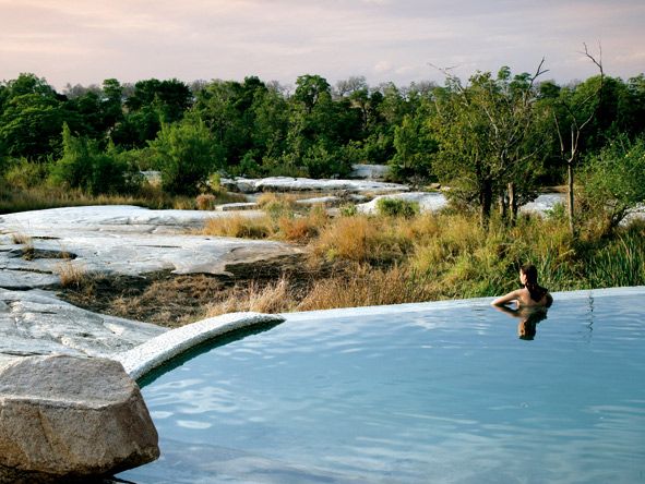 Incredible settings are just part of the Londolozi experience.