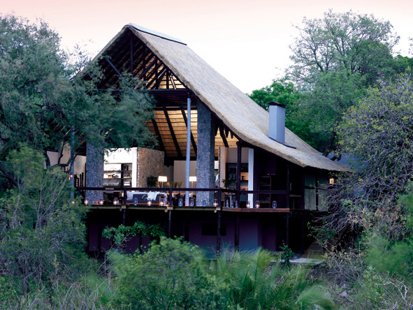 Londolozi's original lodge, Varty Camp has a tailored children's safari programme & is ideal for families.