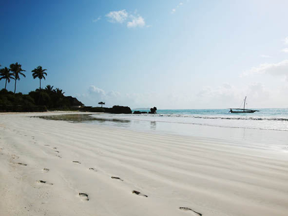 For a private escape pick one of the islands off Zanzibar - Mafia & Mnemba are particularly good!