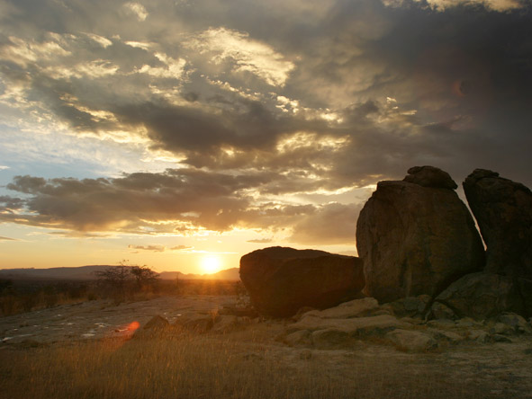 Erongo Wilderness Lodge - Sundowner walk