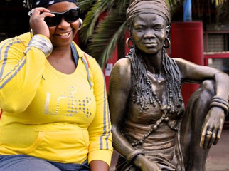 History, Culture & Cuisine - Jozi inner city art tour