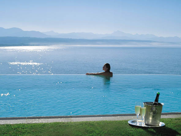 The Plettenberg - Infinity swimming pool