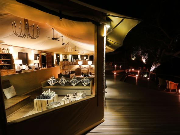 Lemala Kuria Hills - Welcoming bar & lounge