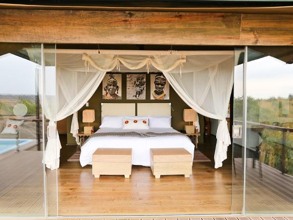 Lemala Kuria Hills - Private deck & pool